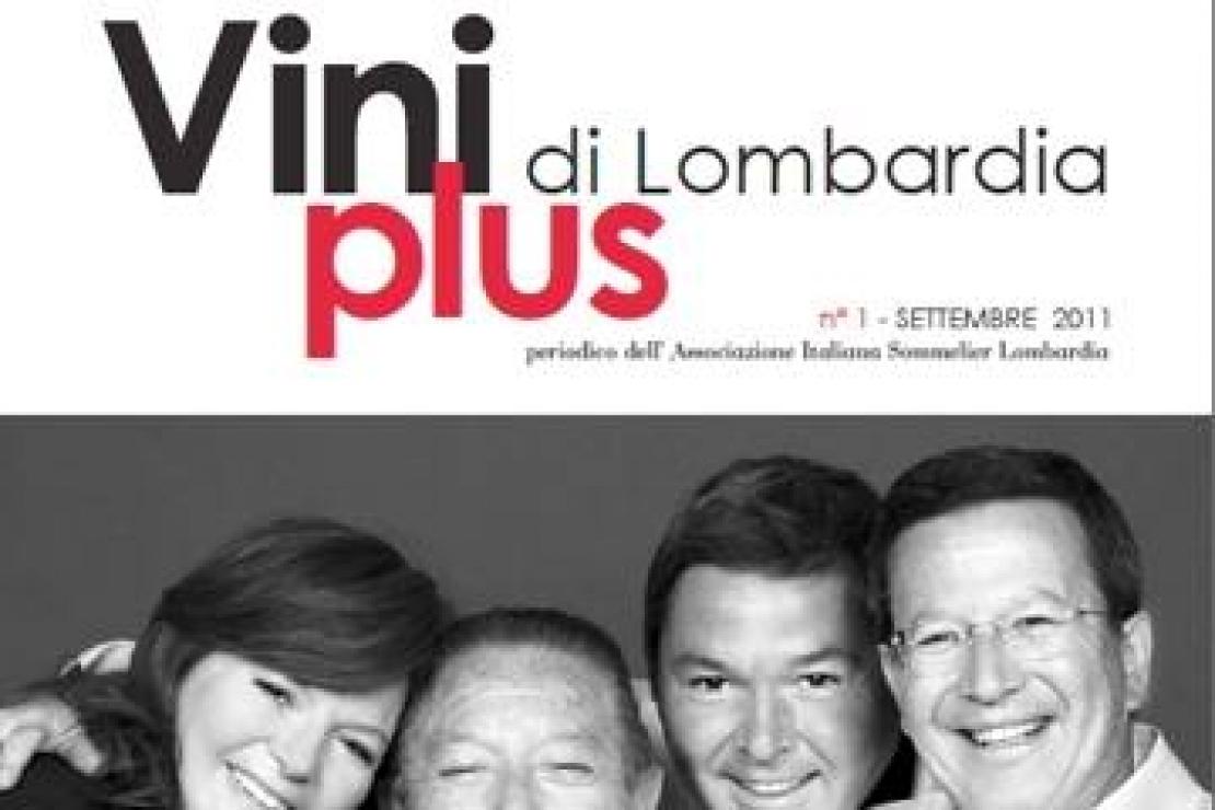 Viniplus di Lombardia - N°1 Settembre 2011