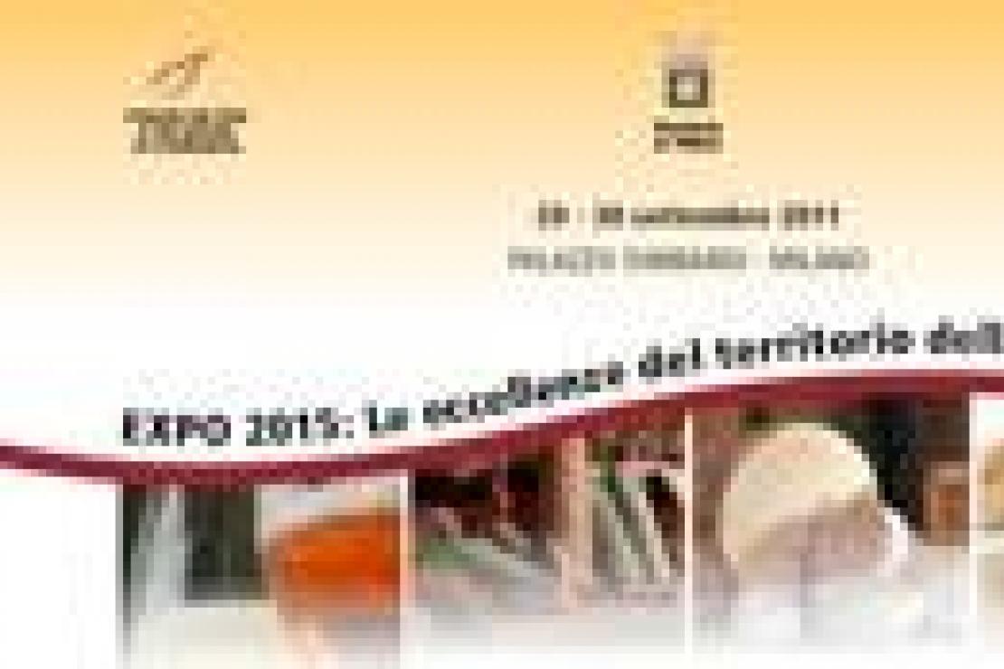 EXPO 2015: Le eccellenze del territorio della Lombardia
