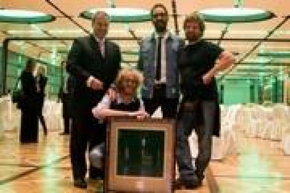 I Dirupi si aggiudicano il premio Next in Wine 2011