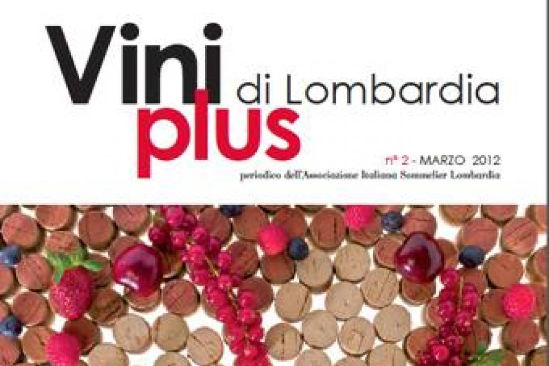 Viniplus di Lombardia - N°2 Marzo 2012