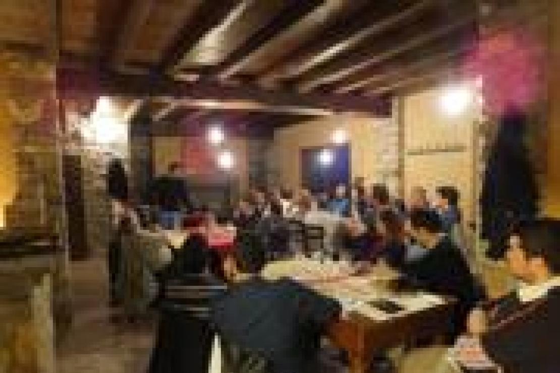Dall'uva al vino, continuano gli appuntamenti di AIS Bergamo