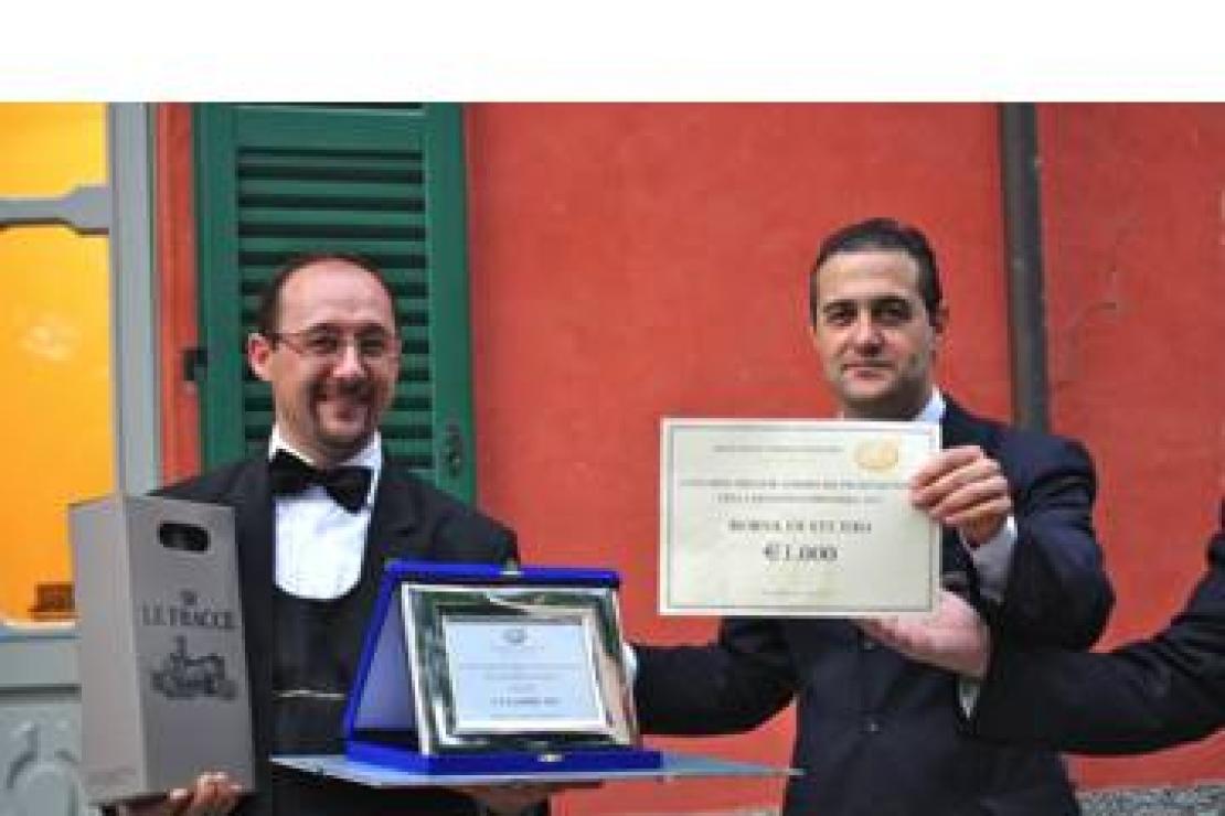 Gianluca Goatelli è il Miglior Sommelier della Lombardia 2012