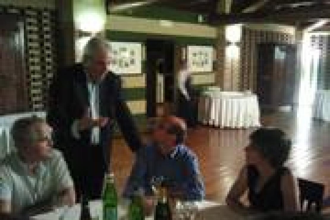 La cucina di Fabio Granata incontra lo Champagne