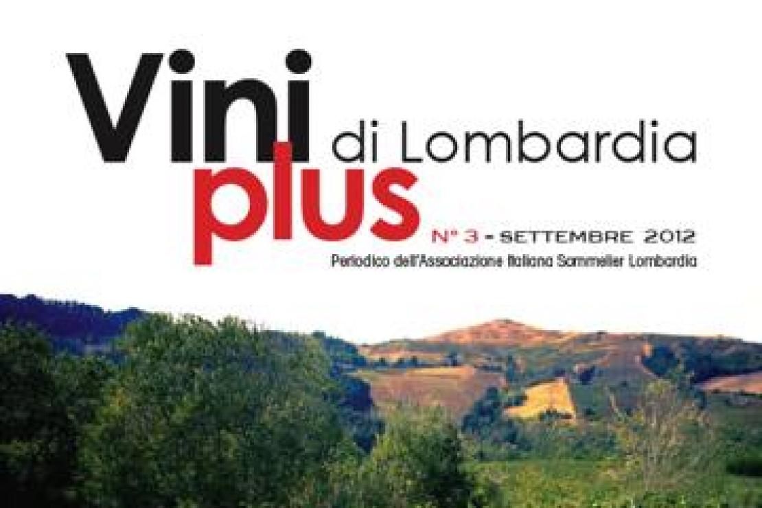 Viniplus di Lombardia - N°3 Settembre 2012