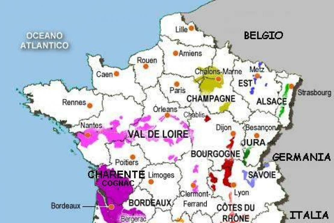 Il concetto di tensione nei bianchi francesi