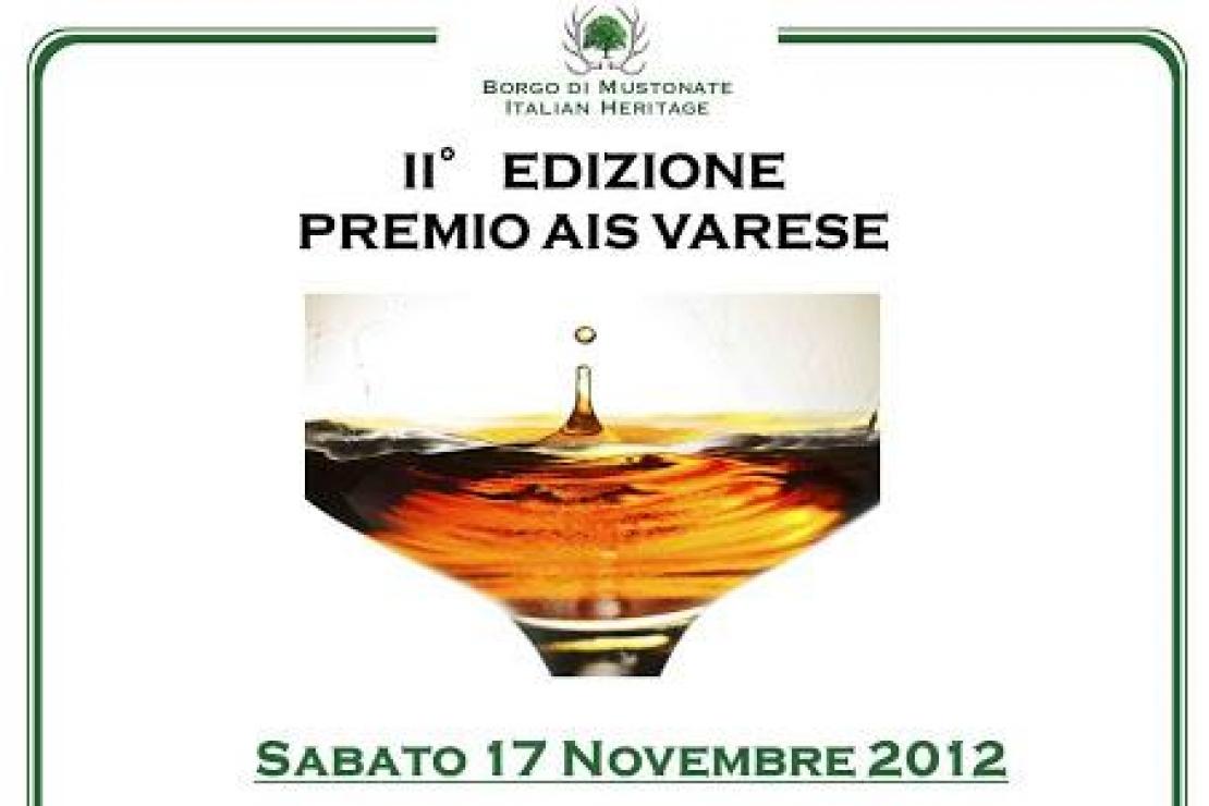 Seconda edizione per il Premio Ais Varese