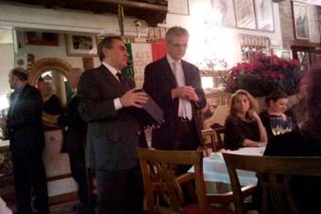 Cena degli Auguri Ais Mantova e Premio Rigoletto
