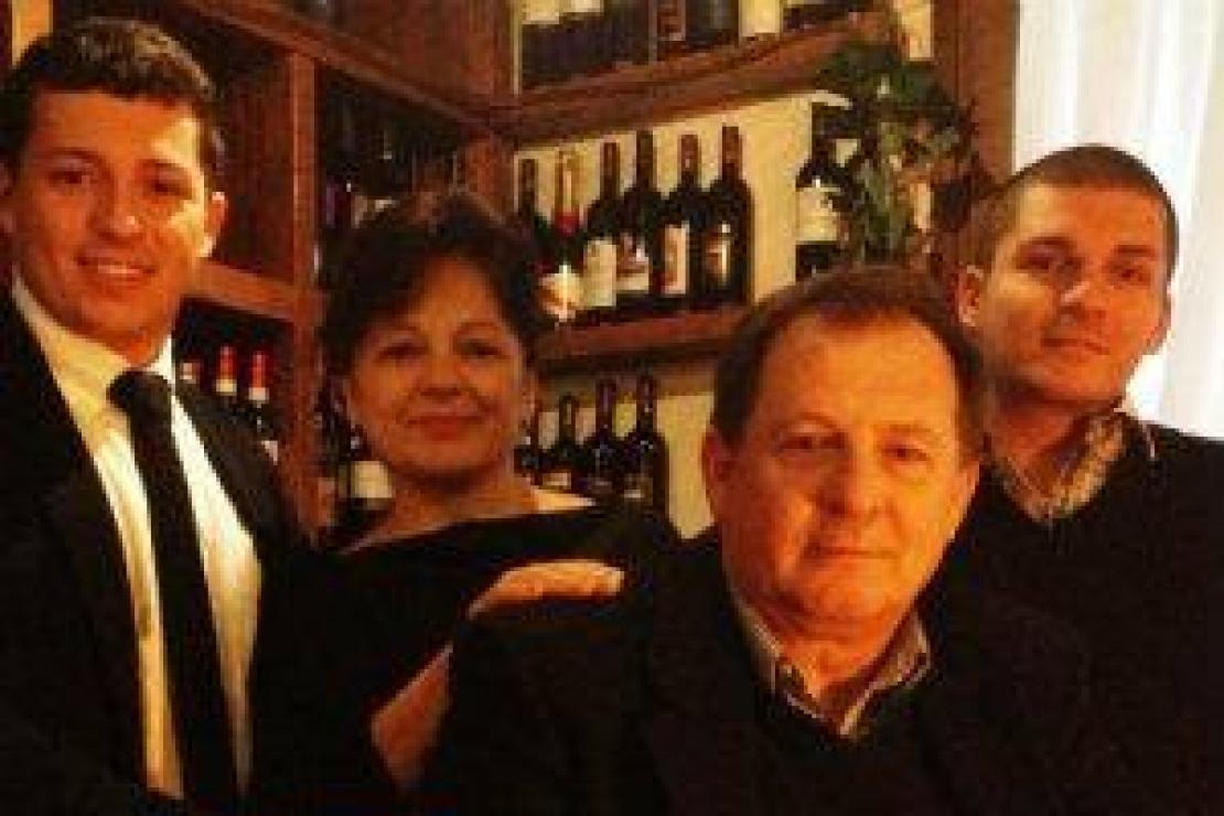 Da Cà Barbieri con i vini di Castello Banfi
