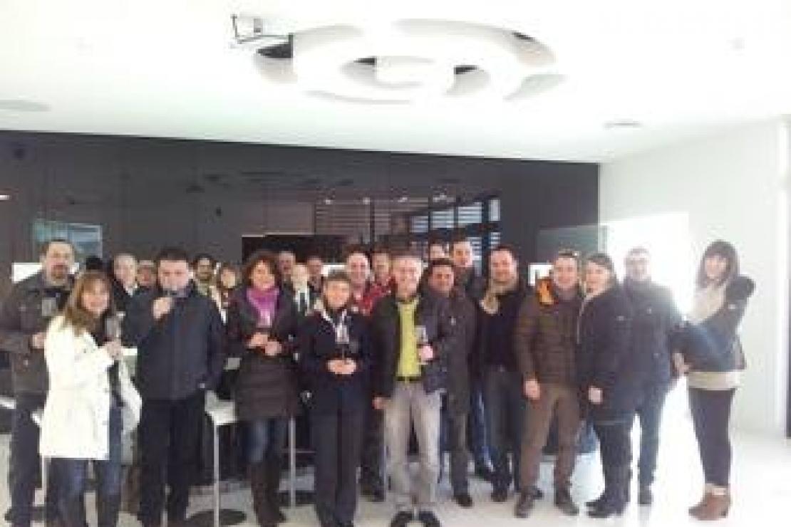 Ais Sondrio incontra i produttori della Valtellina. Plozza e Triacca
