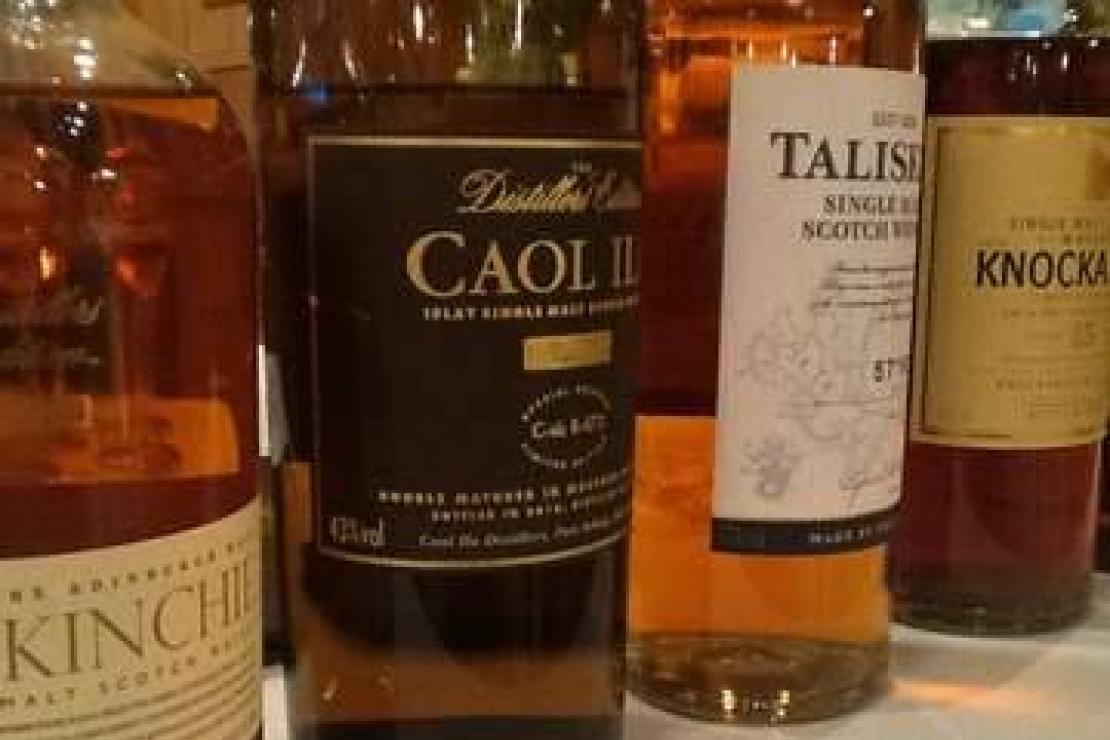 Il Whisky secondo Franco Gasparri