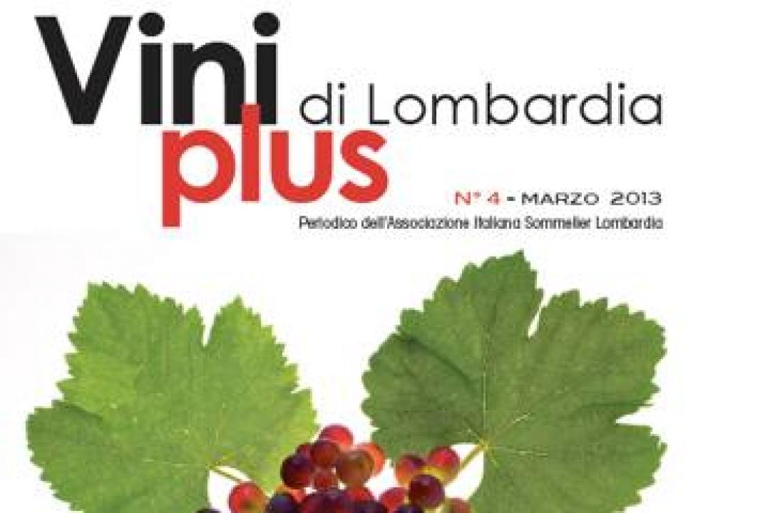 Viniplus di Lombardia - N°4 Marzo 2013