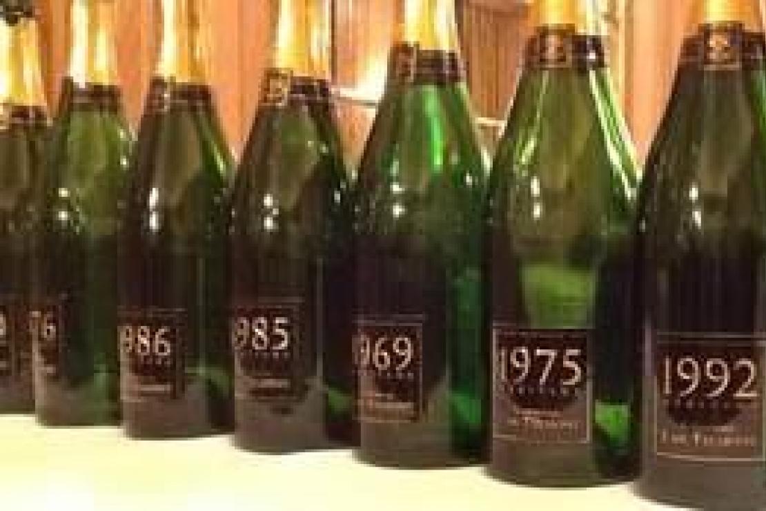 Un viaggio nella storia: Champagne Heritage