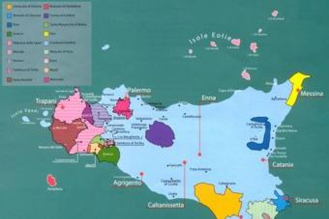 L'espressione del territorio siciliano e una perla enologica lombarda