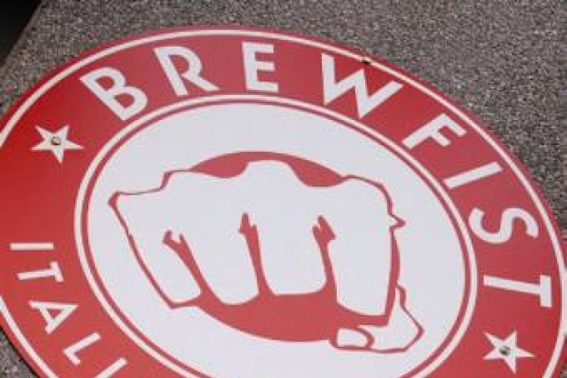 Birrificio Brewfist. Per un pugno di luppolo