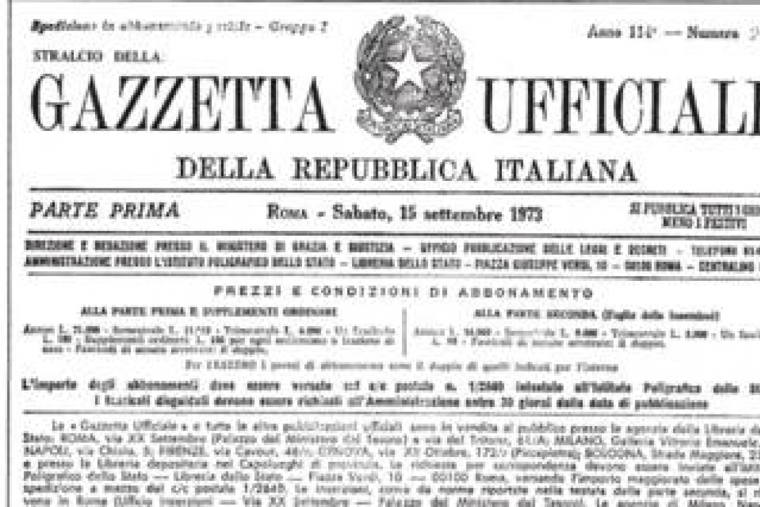 Nuovo Statuto per l'Associazione Italiana Sommelier