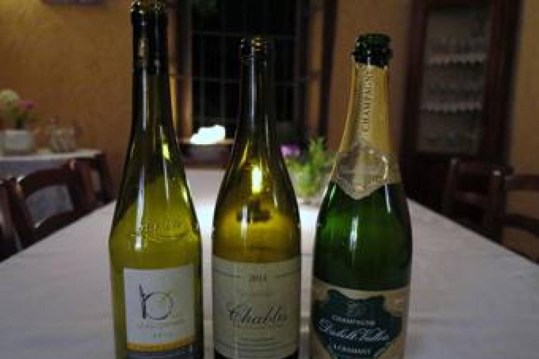 Festa d'estate sotto le stelle, con musica, ostriche, Muscadet, Chablis e Champagne