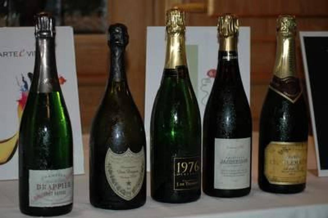 Un corso in due sessioni per conoscere tutti i segreti dello Champagne
