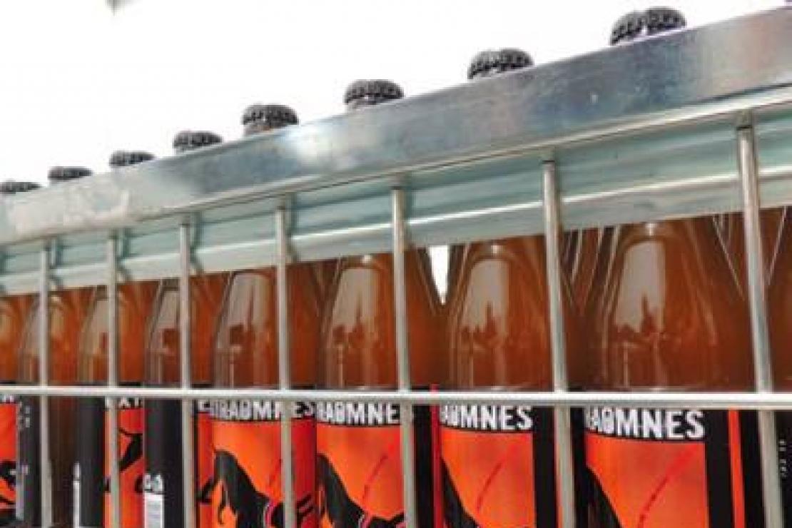 Extraomnes. La birra va solo bevuta