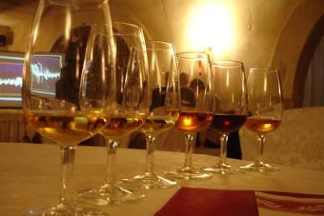Alla scoperta dei vini passiti