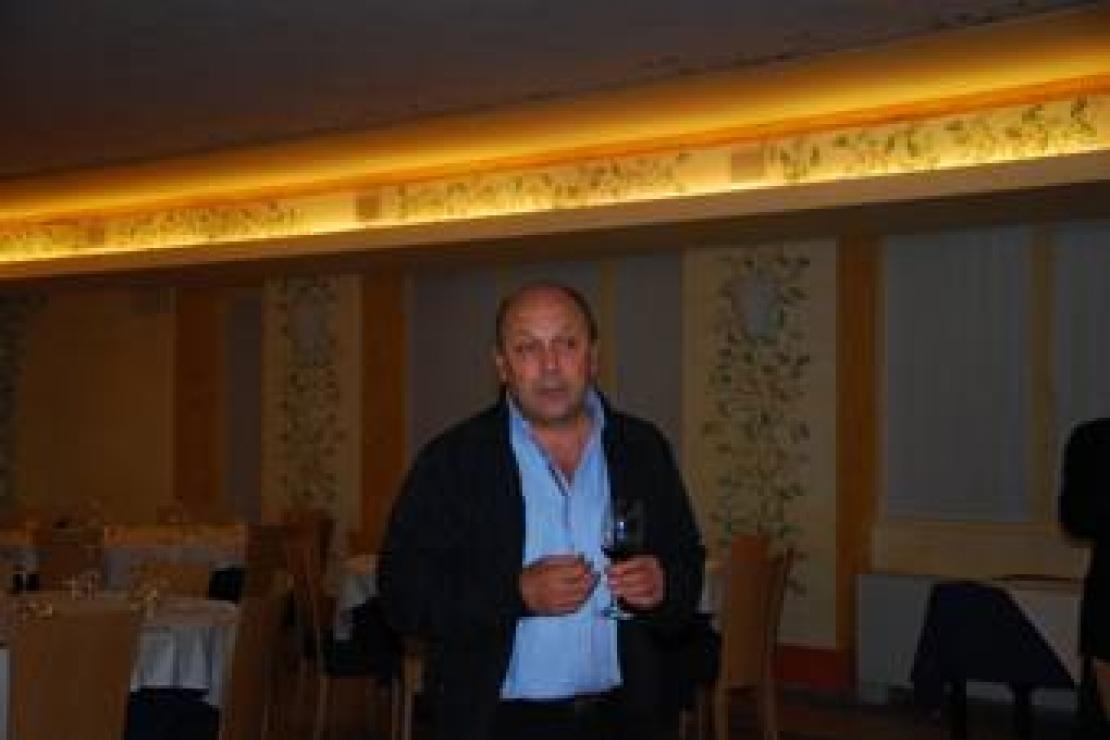 Romano Dal Forno, maestro in Valpolicella