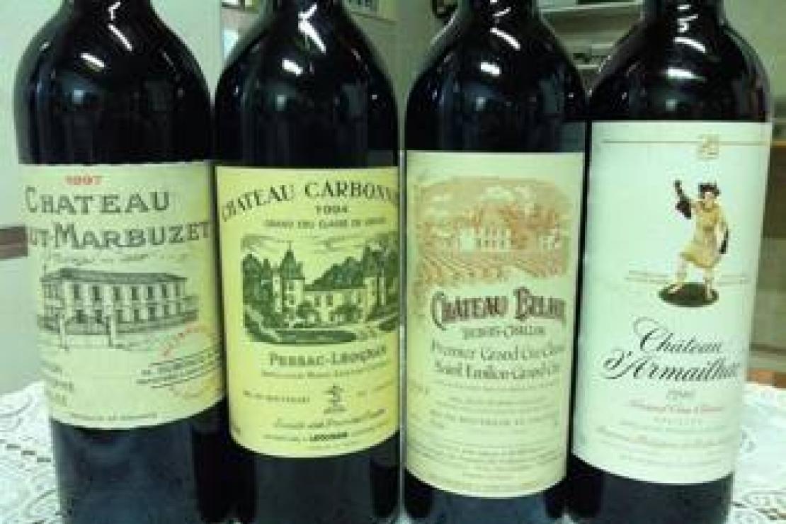 """Ais Cremona alla scoperta dei """"Vins de Bordeaux Âgées"""""""
