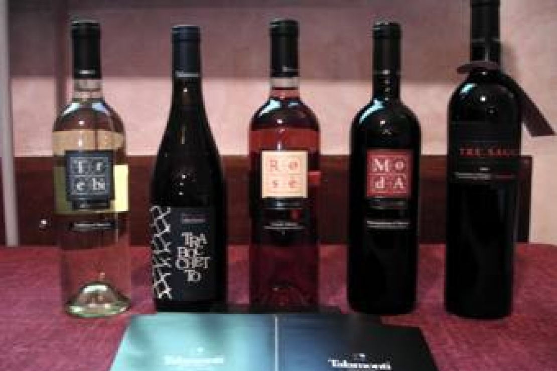 Alla scoperta dei vini abruzzesi dell�azienda Talamonti