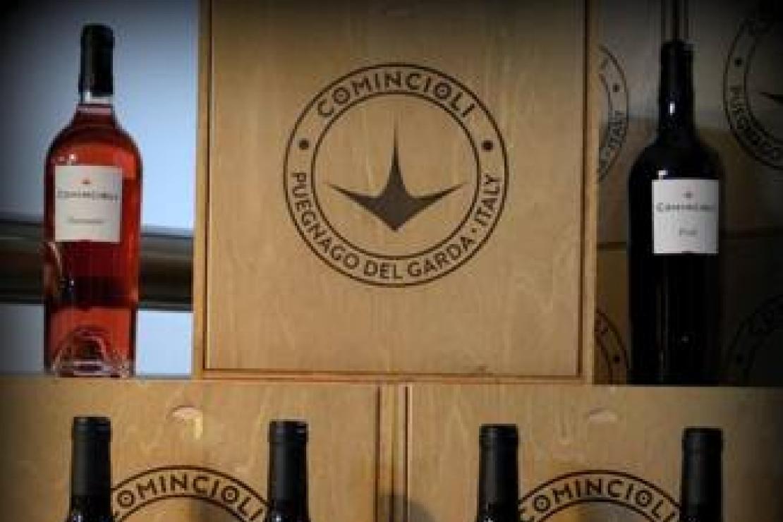 Olio e vino della Valtènesi. Una serata con l�azienda agricola Comincioli