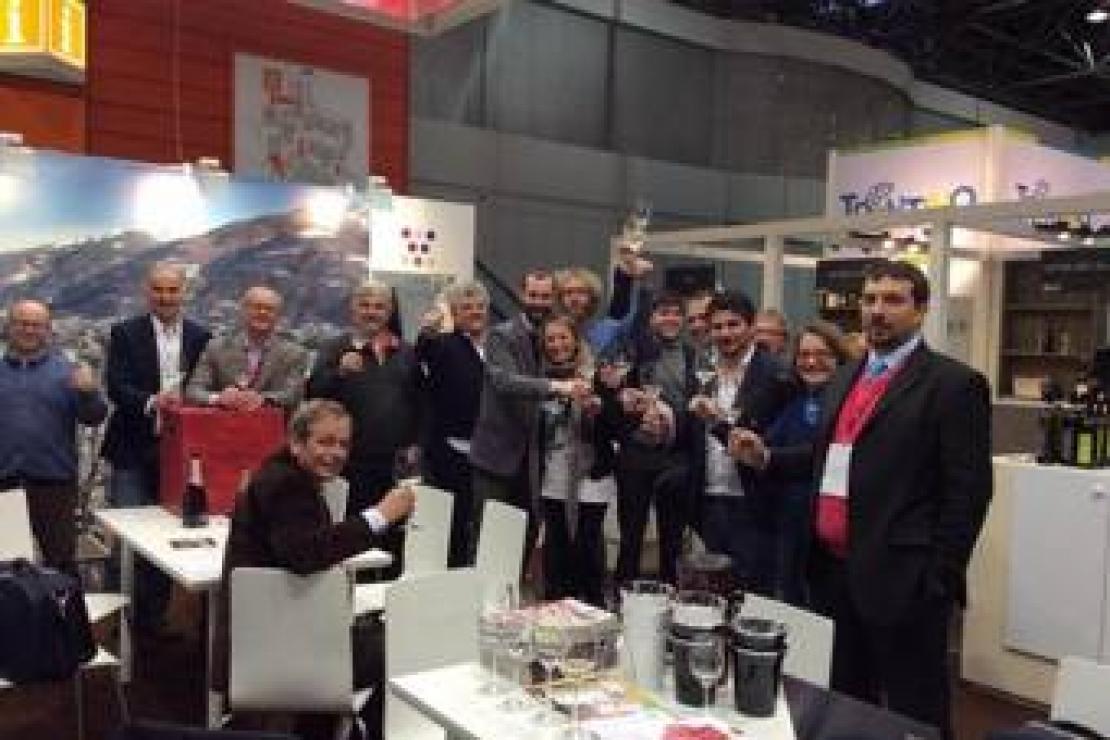 Bilancio positivo per il Consorzio di Tutela Vini Valtellina a ProWein 2014