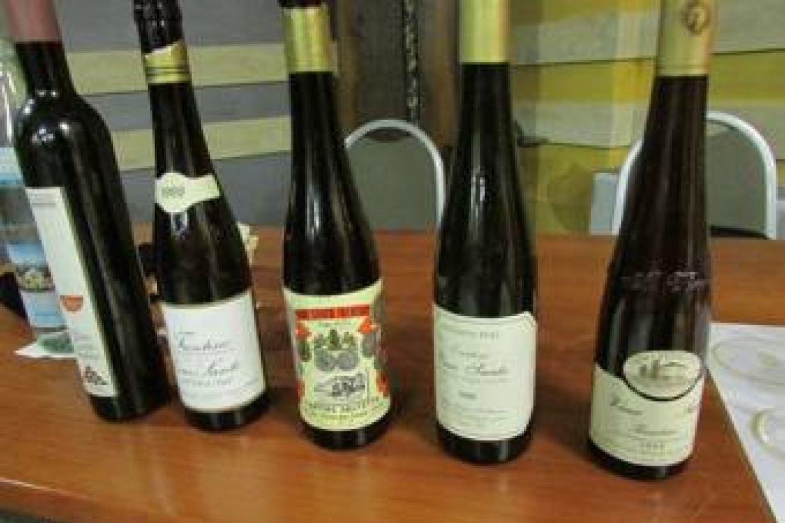 Ais Bergamo ospita l'eccellenza del Vino Santo Trentino