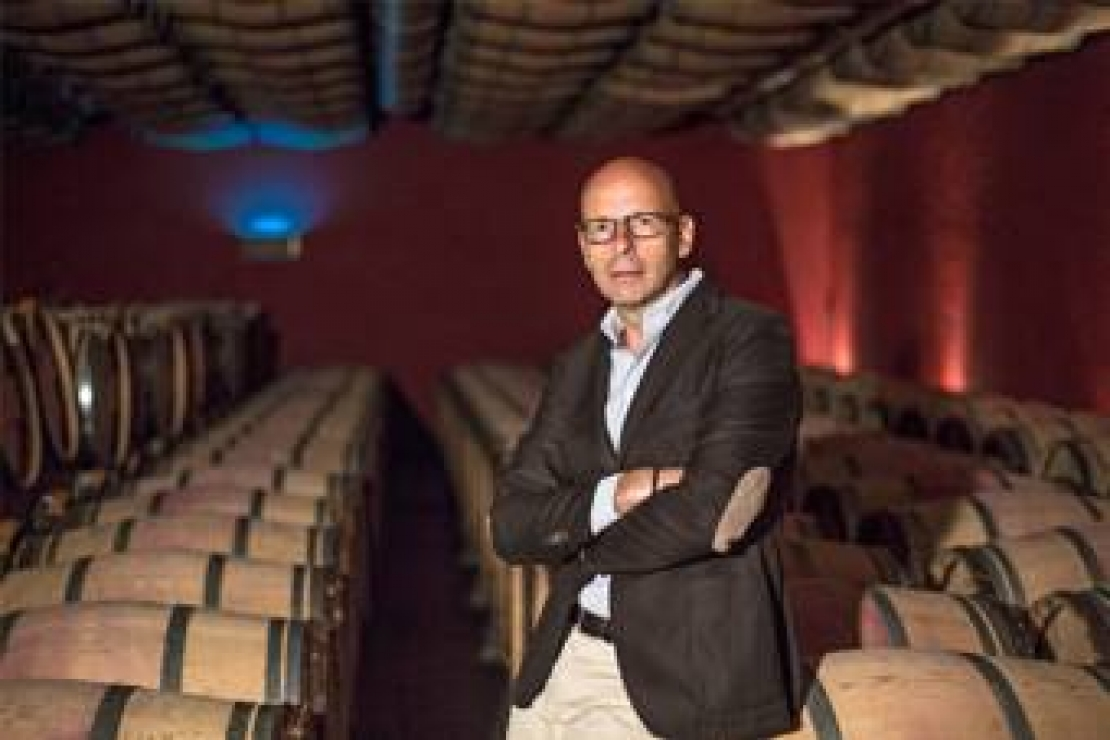 Vita da winemaker. Stefano Capelli