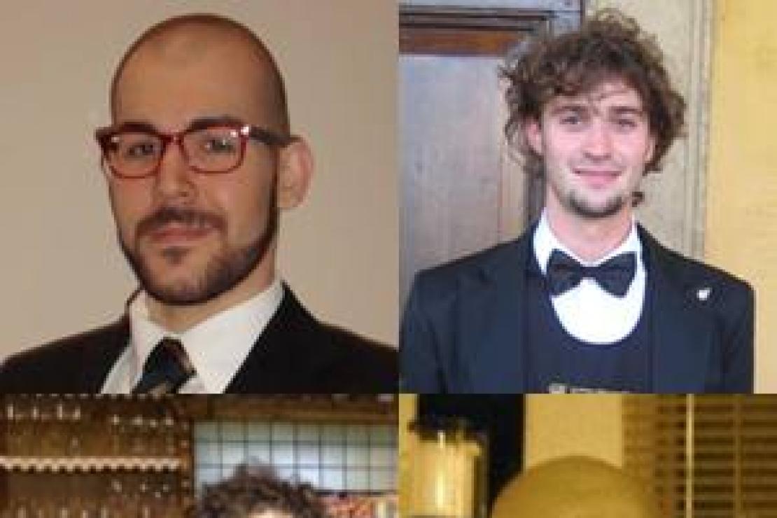 Miglior Sommelier Professionista di Lombardia 2014. I partecipanti