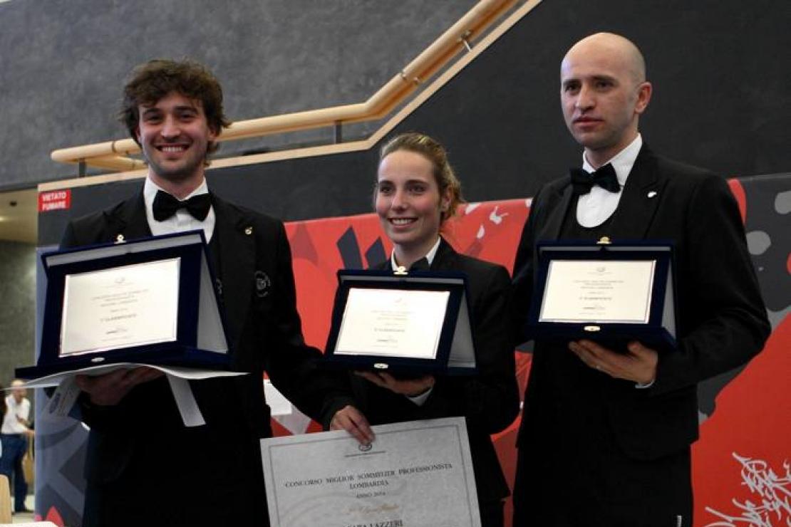 Le immagini del Concorso Miglior Sommelier della Lombardia 2014