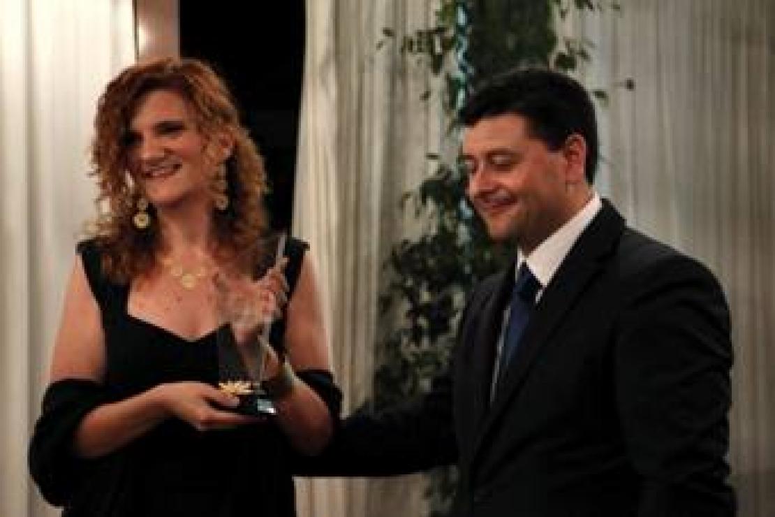 Premio Internazionale Meronis. Tra i vincitori Giordana Talamona