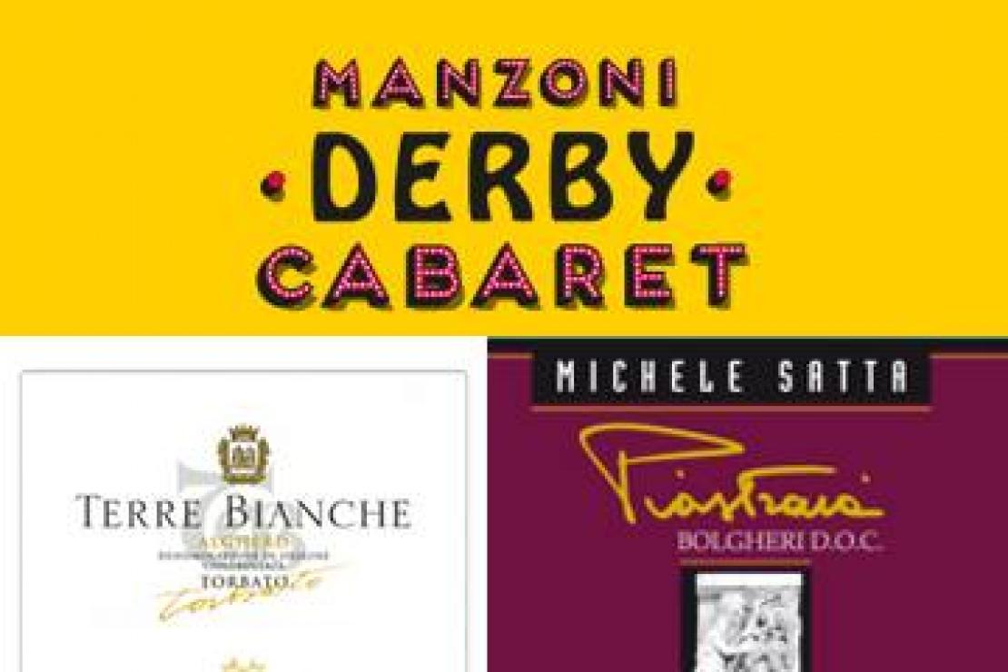 Manzoni Derby Cabaret. Secondo appuntamento il 26 ottobre