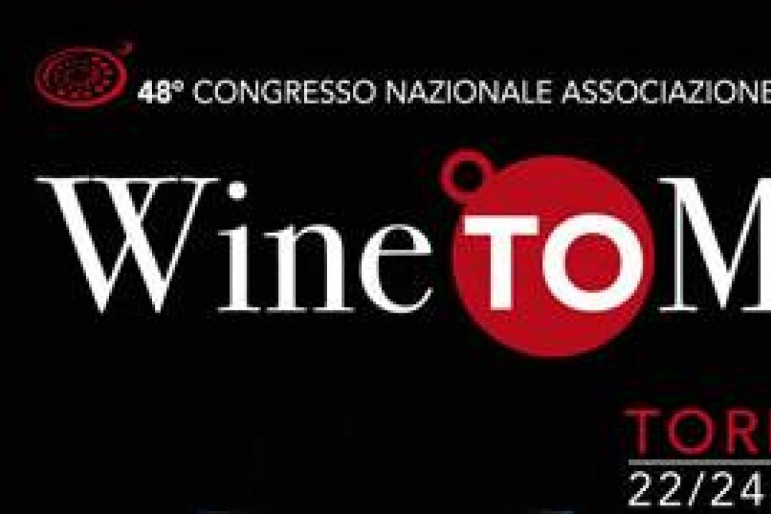 A Torino fervono i preparativi per il 48° Congresso Nazionale dell'Associazione Italiana Sommelier