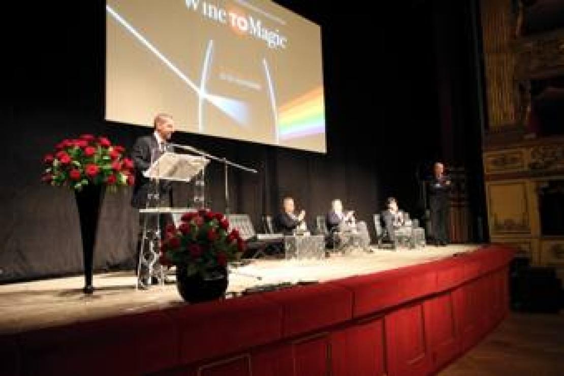Grande successo di pubblico per il 48° Congresso Nazionale  dell'Associazione Italiana Sommelier