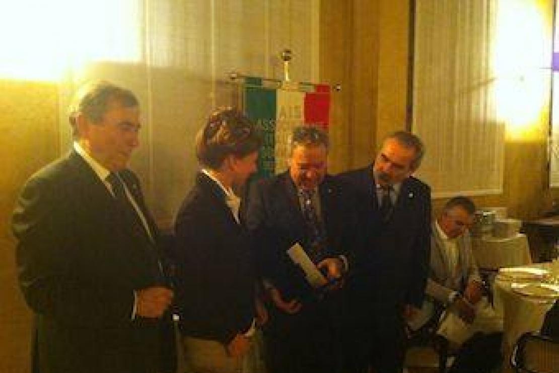 Barbara Tamburini e Fiorenzo Detti si aggiudicano il Premio Rigoletto 2014