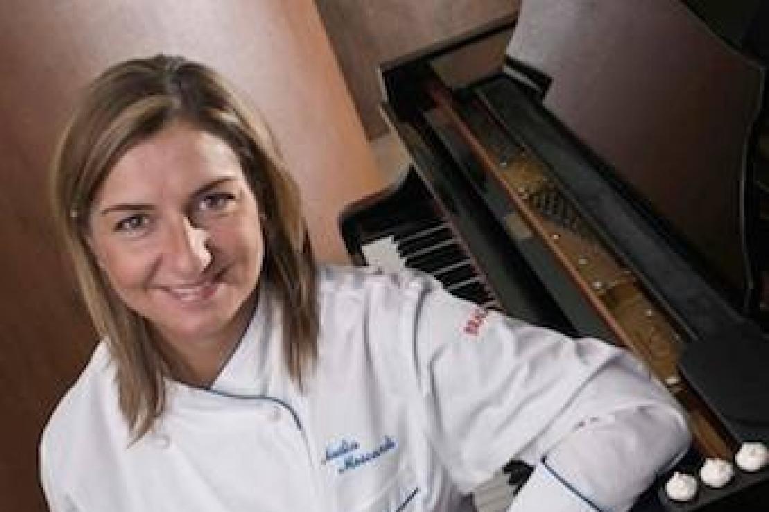 Nadia Moscardi: una chef con il tastevin