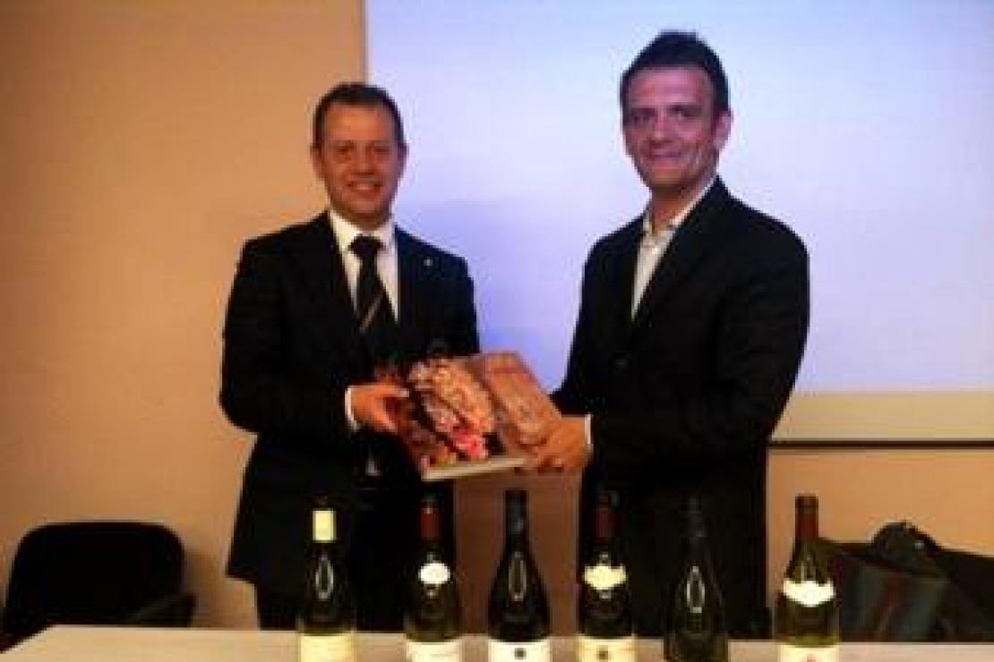 """Partito il """"tris"""" dedicato al Pinot nero"""