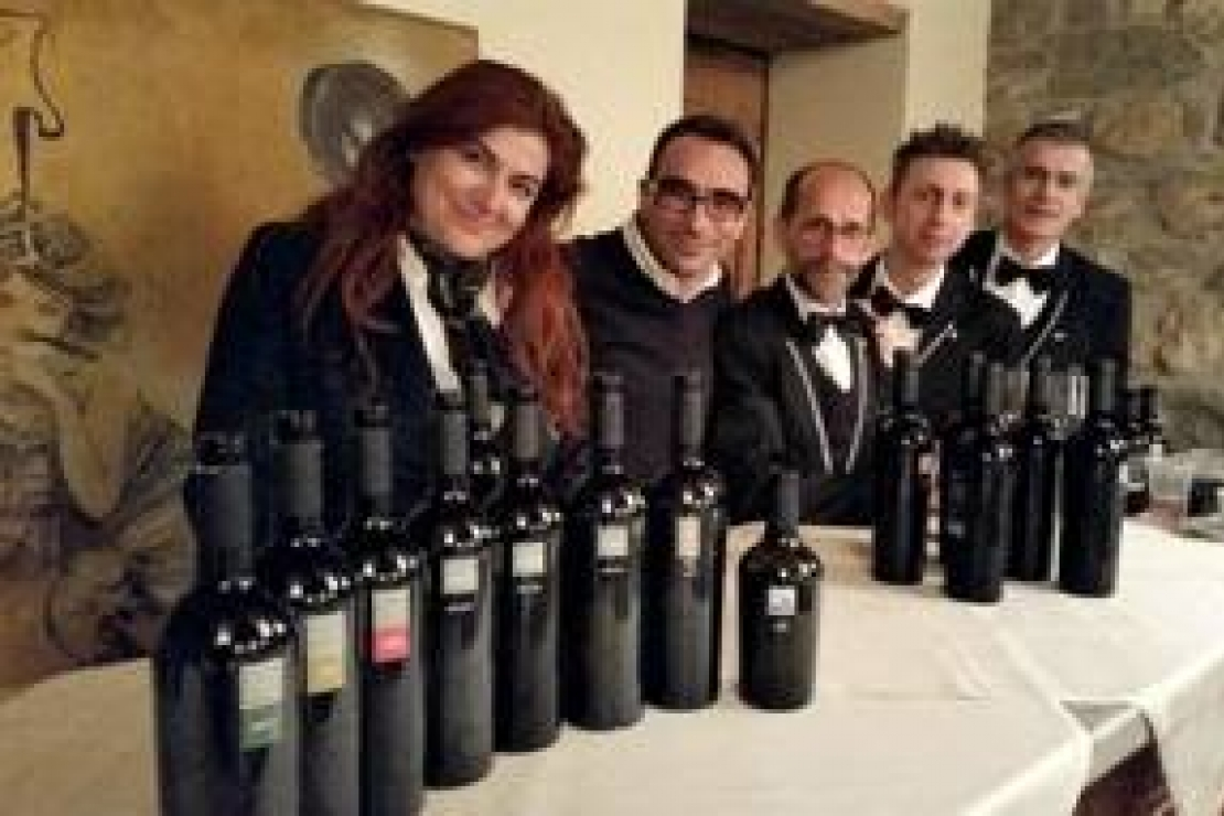 Ais Bergamo. I vini della terra del Carignano del Sulcis