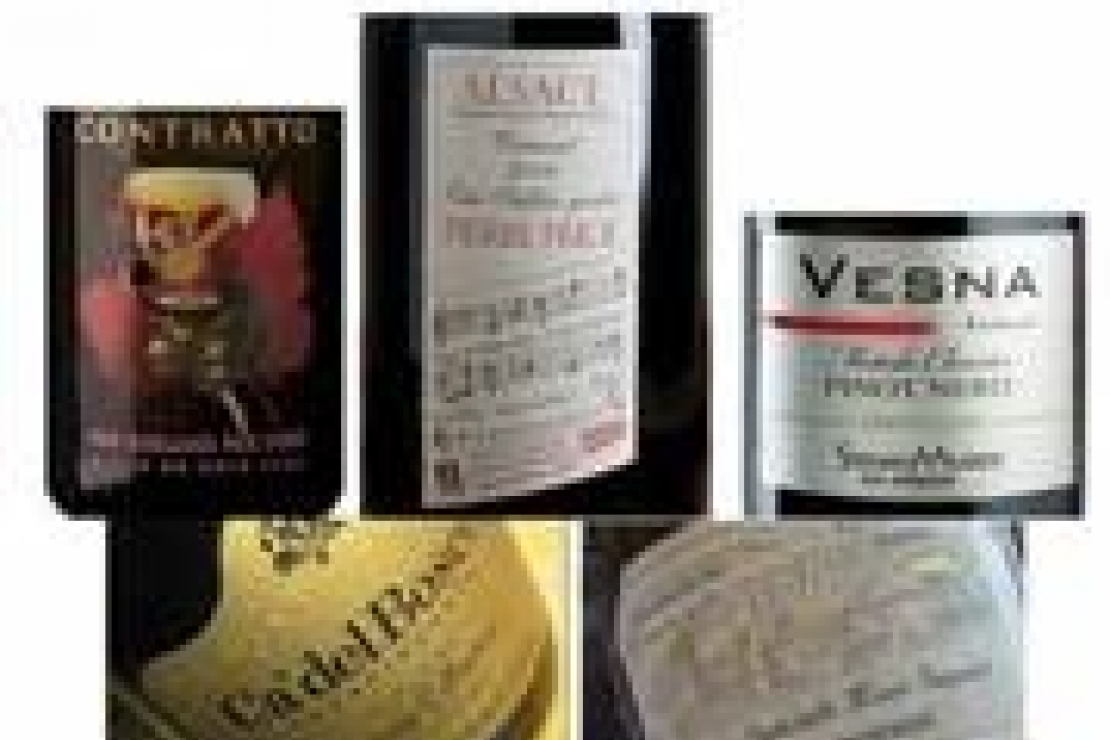 Ais Varese | Pinot Nero Project3. Perle nere nel bicchiere