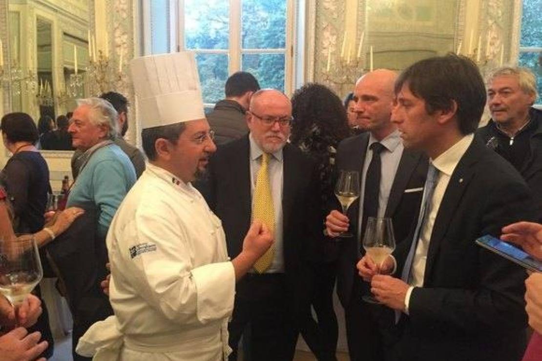 Isa Milan. In Villa Reale premiate 112 etichette delle migliori bollicine