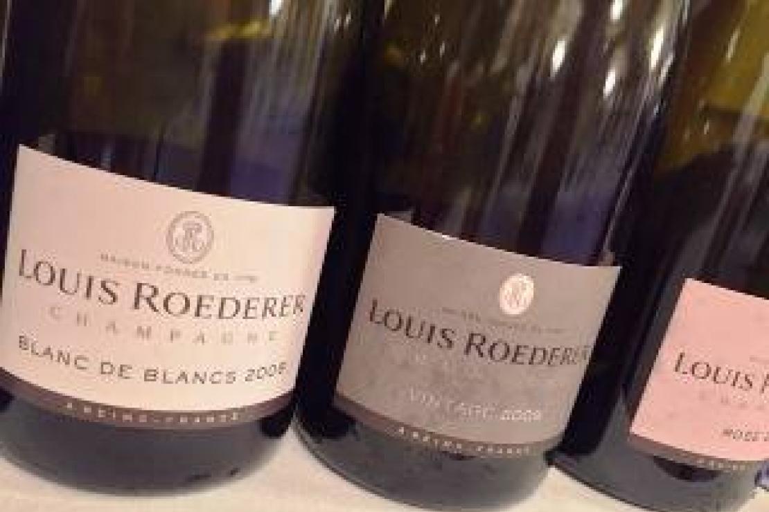Roederer: storia di ricerca e di champagne