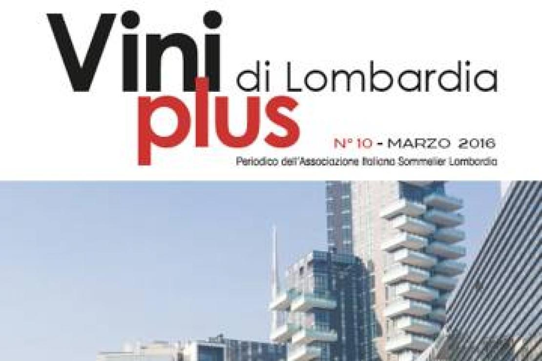 Viniplus di Lombardia - N°10 Marzo 2016