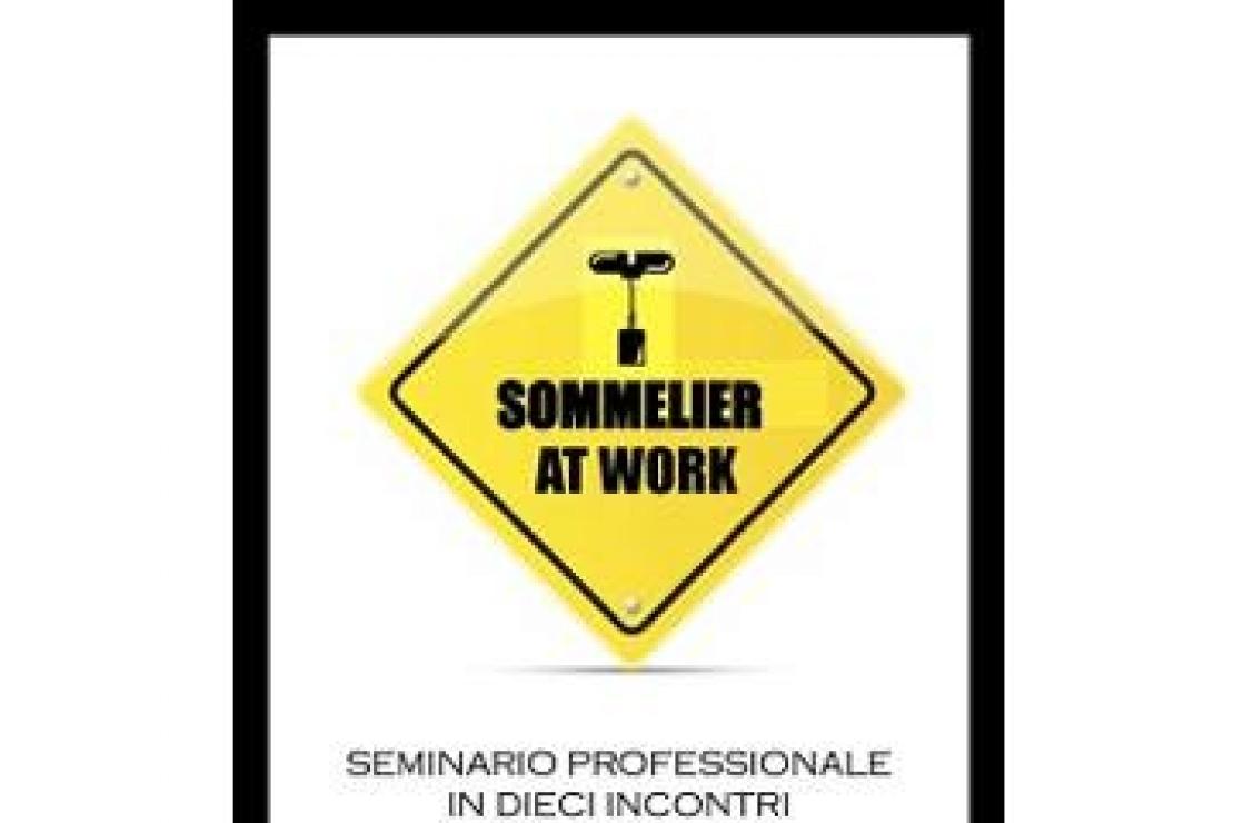 Sommelier al lavoro