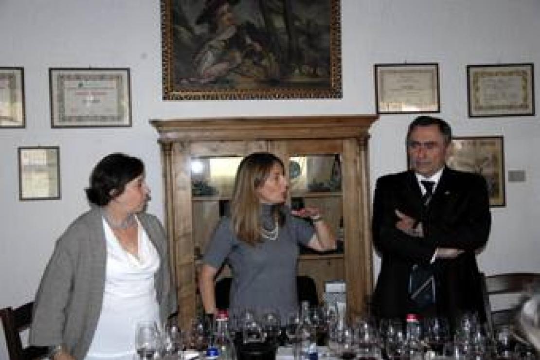 Ais Lombardia ospita l'Unione Viticoltori di Panzano in Chianti
