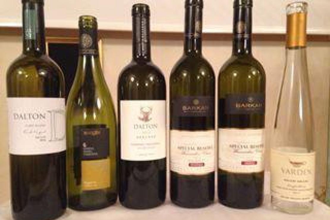 Israele, la culla del mondo vitivinicolo