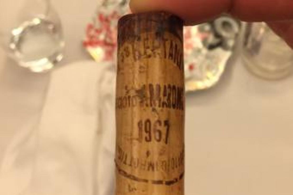 Dal Metodo Classico all'Amarone della Valpolicella 1967. Sedici emozionanti bottiglie