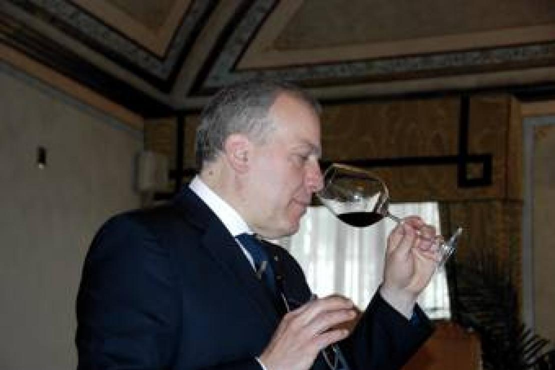 Mauro Carosso presenta Sua Maestà il nebbiolo