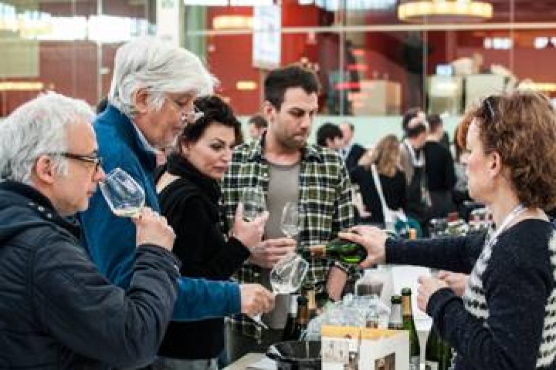 Live Wine 2017. Terza edizione del Salone Internazionale del vino artigianale